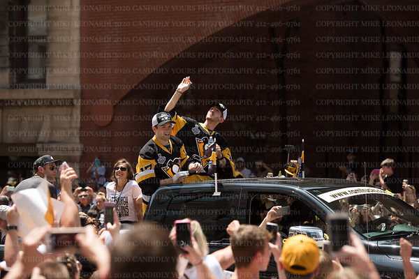 Stanley Cup Parade 2016