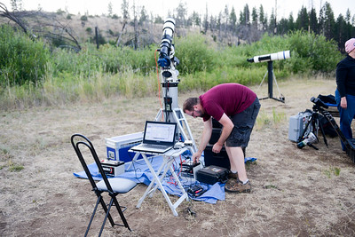 Brooks Memorial Star Party 2015