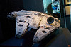 The model of Han Solo's Millennium Falcon.<br /> _MG_6892