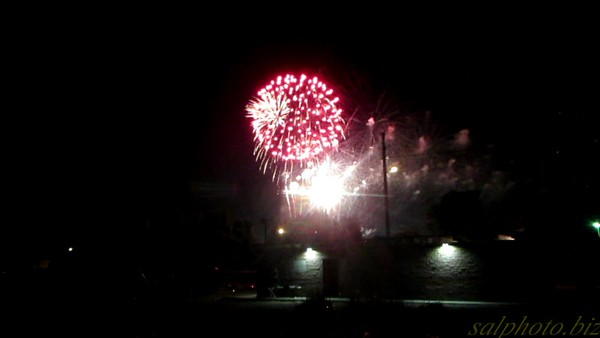 Starbuck Heritage Days Fireworks Show