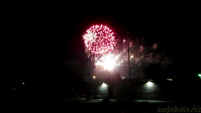 Starbuck Heritage Days Fireworks Show