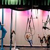 Record-Eagle/Jan-Michael Stump<br /> Students practice for their upcoming Starfish Circus performance.