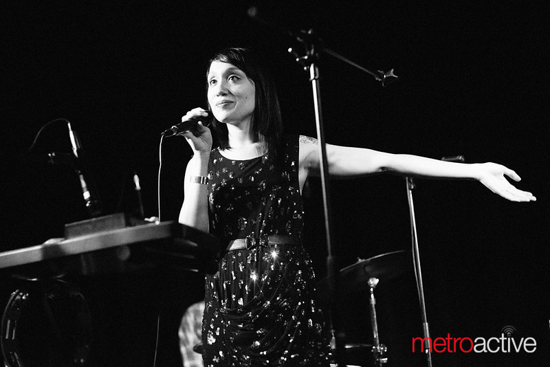"""Brooke D. and the Stray Limbs<br /> <br /> Photo by Jessica Shirley-Donnelly 