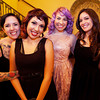 """Les Catwalkers SJ: Christina Keelan, Hedi Valencia, Erandeny Torres, Bianca Martinez<br /> <br /> Photo by Jessica Shirley-Donnelly 