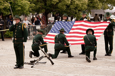 Police Week 2009 Honor Guard Competition