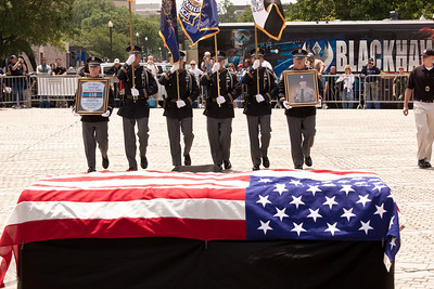 Police Week - Seventh Annual Steve Young Honor Guard Competition