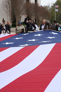 Star Spangled Banner full size replica
