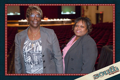 Naomi Brown, Carolyn Williams