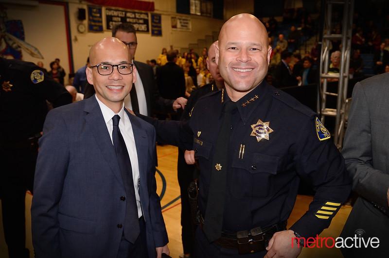 San Jose Chief of Police - Edgardo (Eddie) Garcia