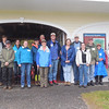 Despite cloudy skies and a wet forecast, over 450 friendly volunteers turned out for Mass Audubon's 8th Annual Statewide Volunteer Day on April 26.