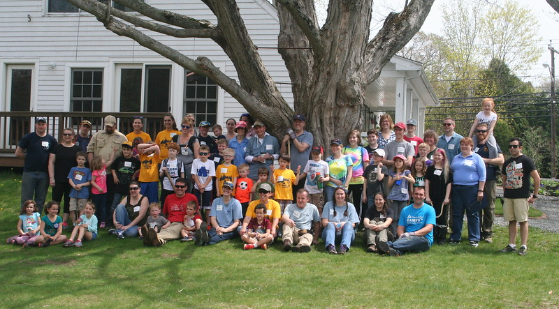 Oak Knoll's awesome -- and numerous -- volunteers