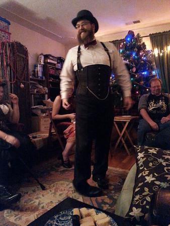 New Years Eve Tea 2013