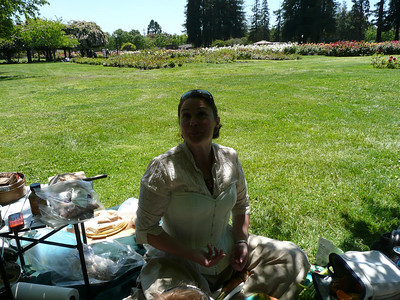 Steampunk Picnic Winchester Mystery House