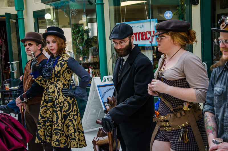 Photos from STEAMPUNK BRIDGEPORT 2014 © 2010 - 2014 Babette Daniels