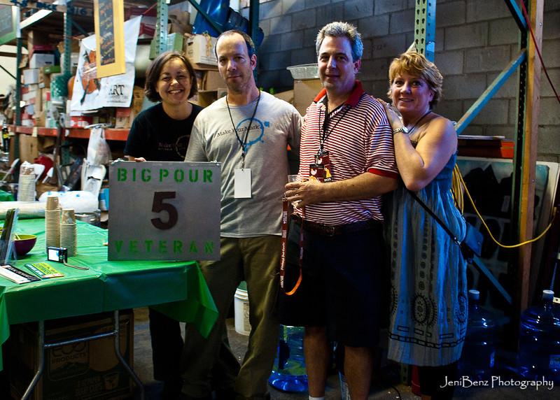 Artspace & Coffeehouse 5 Year Award