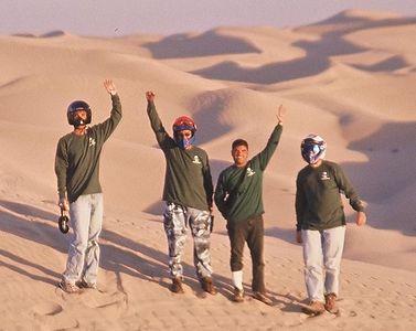 Stefans Desert Bachelor Party