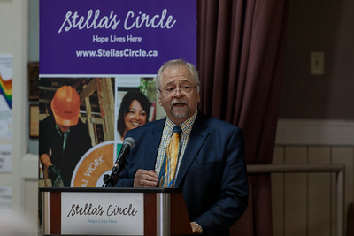 Stella's Circle 2018 AGM Gower Street United Church