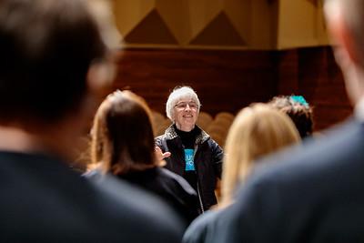 Inclusion Choir and Rachael Cousins