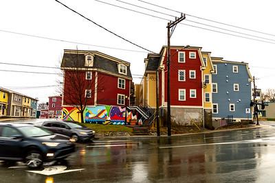 Stella's Circle Housing Units