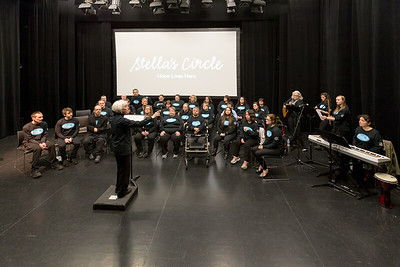 Stella's Circle Inclusion Choir Sings for Canada