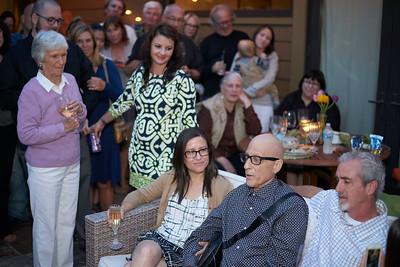 Stephanie & Pat Wedding Celebration 05.15