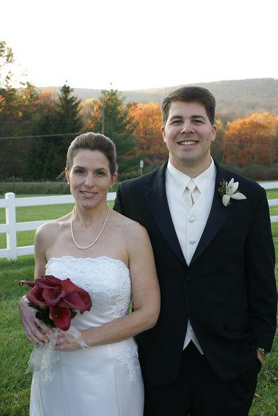 Julie & Steve Boffemmyers Wedding