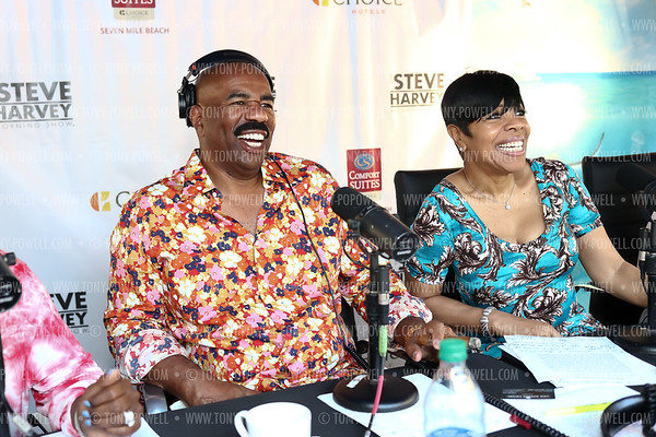 Steve Harvey Radio Show Cayman Islands