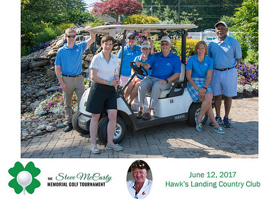 Steve McCarty Golf Foursomes