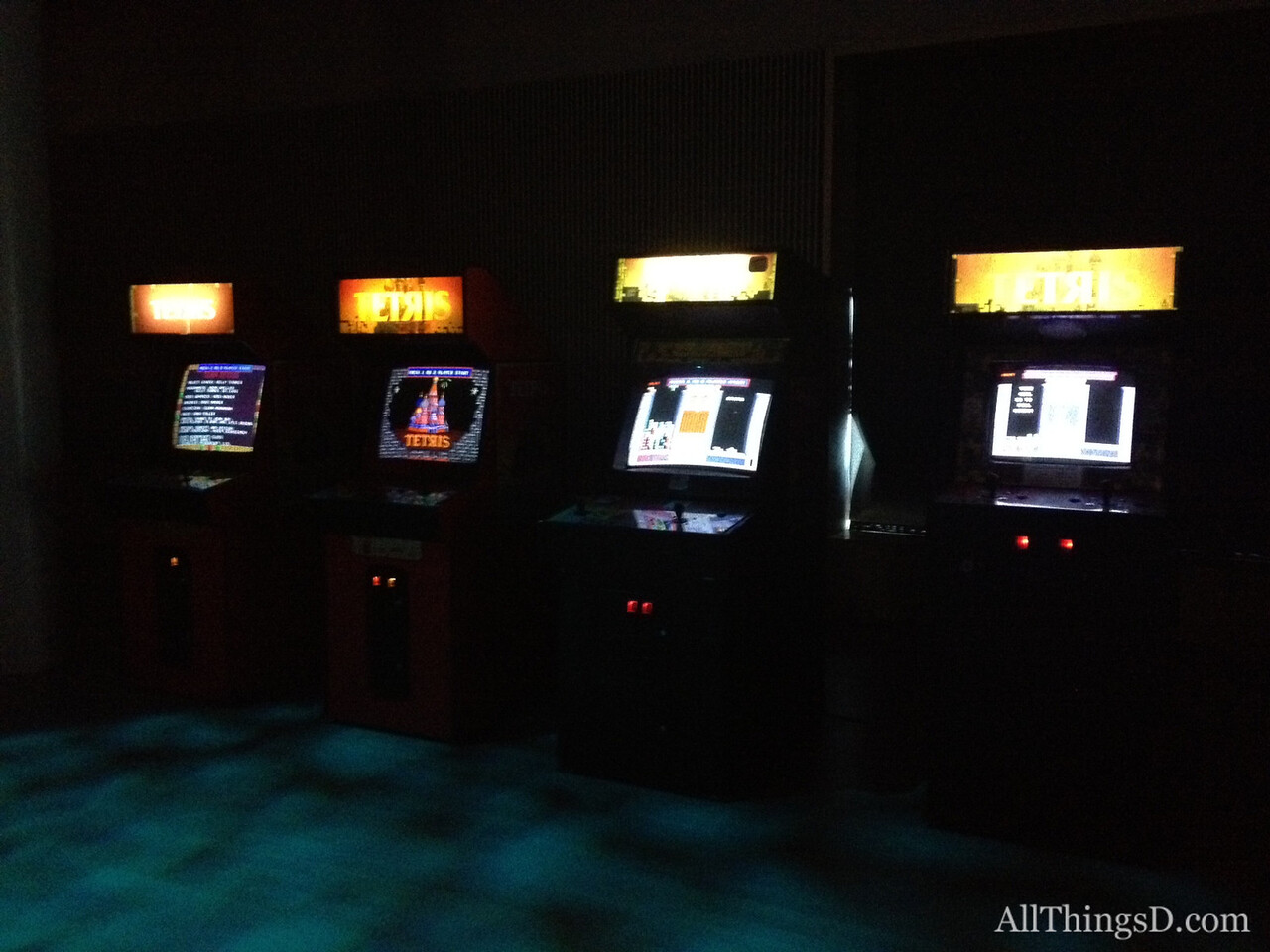 Tetris, Tetris everywhere!