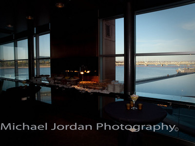Steve Young's Desert Classic VIP Lounge at the Tempe Center for the Arts