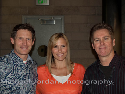 Steve Young and Brian Regan