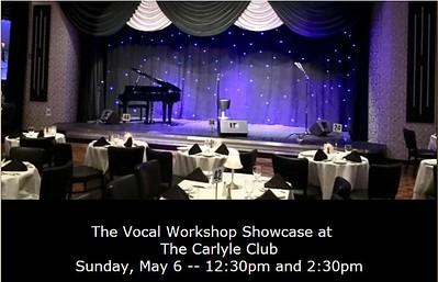 Steve Etta - The Vocal Workshop - 05-06-18