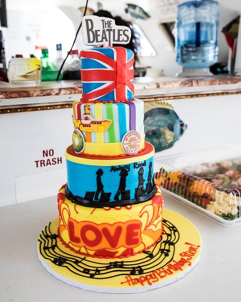 Steve's Birthday