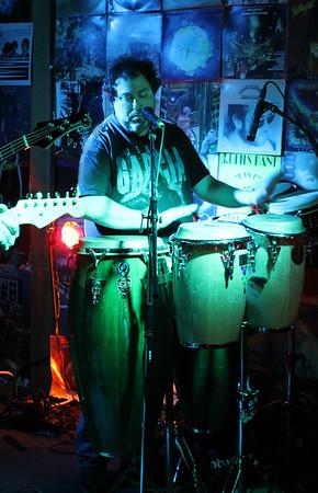 Rob Glassman mood mix on Congos  copyrt 2014 m burgess