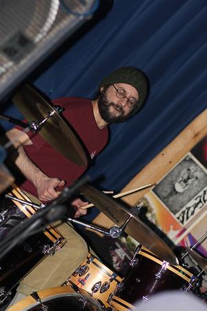 Chris Andrews drummer  copyrt 2014 m burgess