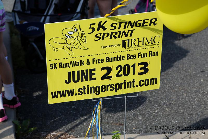 5K Stinger Sprint