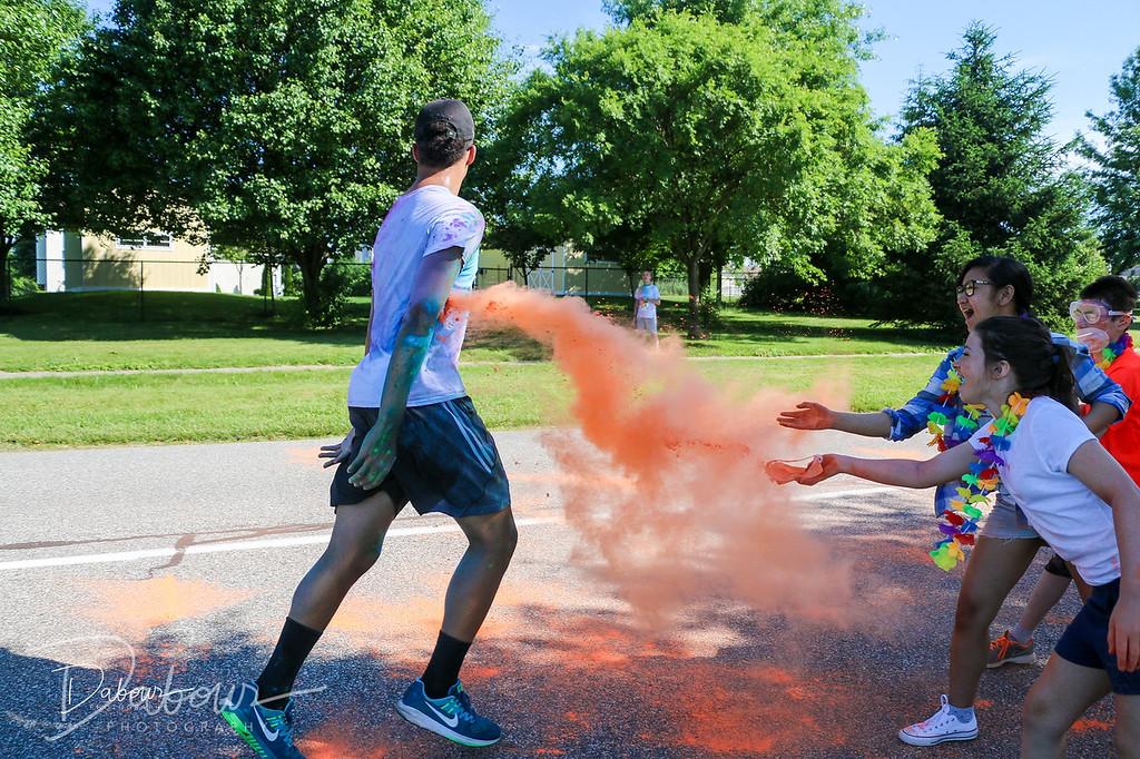 Stinger Sprint 5K Family Color Fun Run 2017