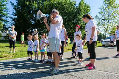 Stinger Sprint 5K Family Color Fun Run 2017