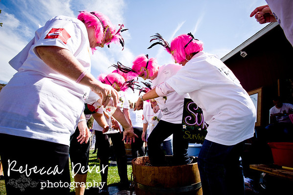 Stomp Out Breast Cancer 10.2.11