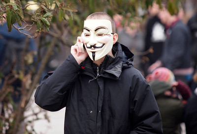 STOP ACTA 25-02-2012 Israels Plads, Copenhagen. Photo Martin Bager. mailto@fotogarage.dk