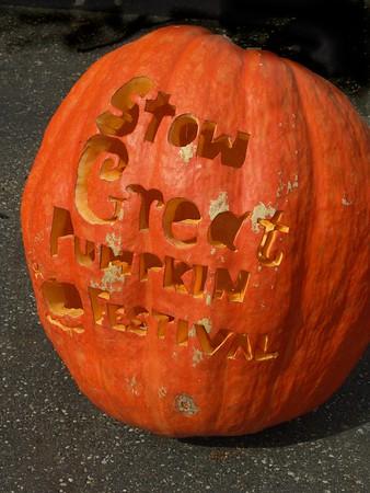 Stow Pumpkin Festivals