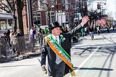St.Patricks Day Parade