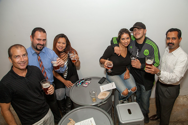 Strand Brewing Open House