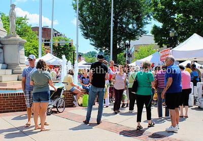Easton Farmers' Market - Strawberry Fest  6/14/2014