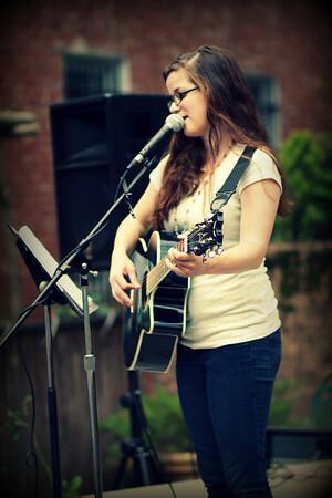 Ashlee at Strawberry Fest June 2014