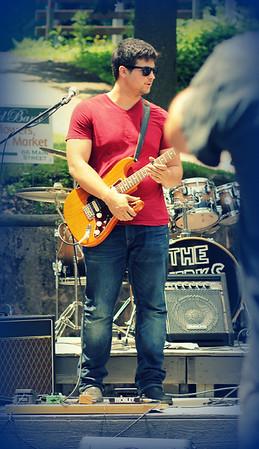 Guitarist of the Merks - June 2014 Strawberry Fest