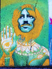 Amanda Zunino recreates the Beatles:  George Harrison