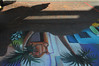 Jay Swartz casts a shadow
