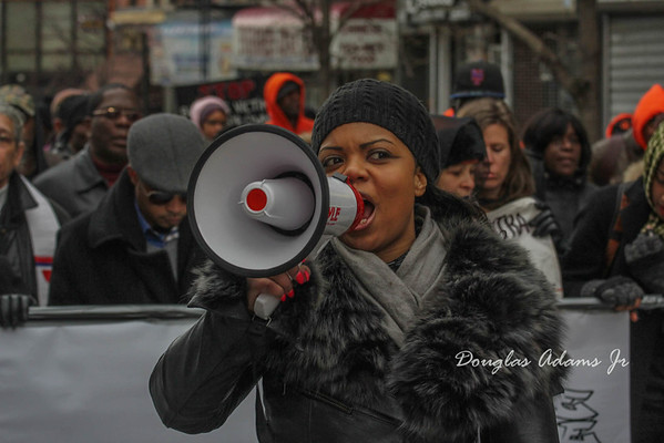 #Dream4Justice MLK Day March 2015