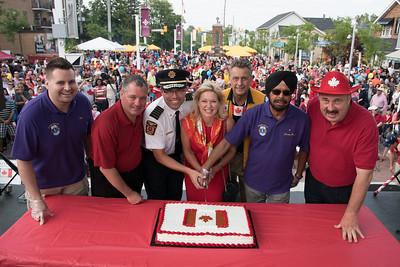 Streetsville Canada Day 2015